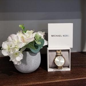 ⌚ MICHAEL KORS GOLD WATCH